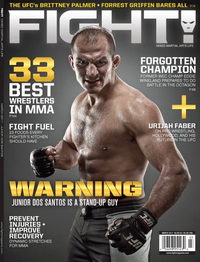 March 2011 - Fight Magazine