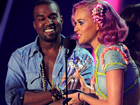 Katy Perry/Kanye West - MTV VMA