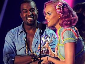Katy Perry/Kanye West - MTV VMA