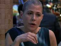 Rescue Me - Maura Tierney Cancer Survivor