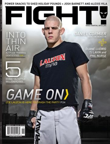 Fight Magazine - November 2011