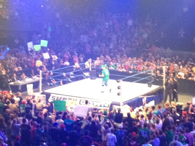 WWE Smackdown - Manchester, NH