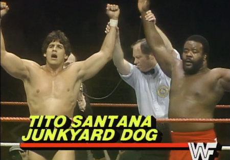 JYD & Tito Santana