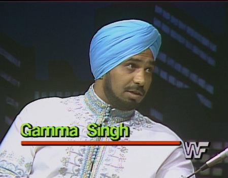 Gamma Singh