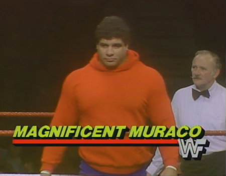 Magnificent Muraco